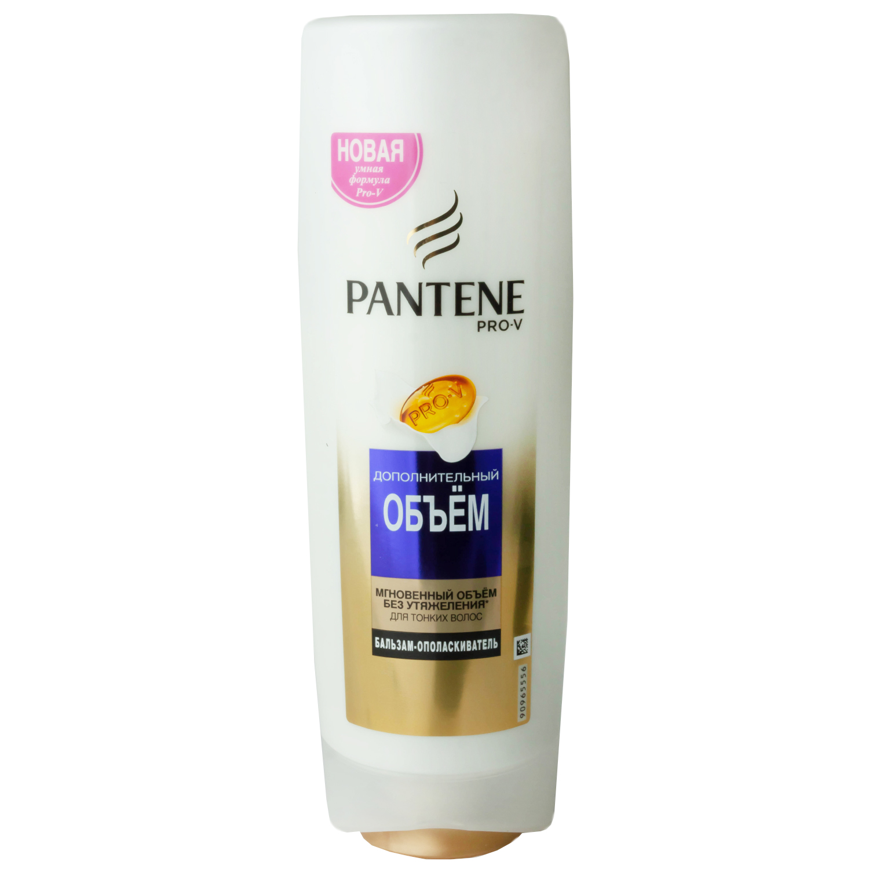 Бальзам для волос пантин для окрашенных волос