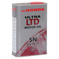 Масло моторное HONDA Ultra LTD by Chempioil/Fanfaro, 5W/30, 1л